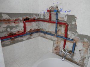 Vízvezeték szerelés rézcsővel